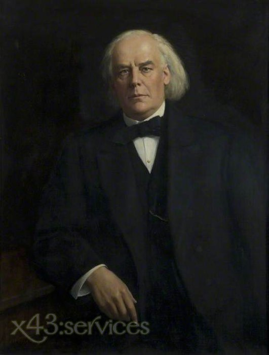 John Collier - Charles Bradlaugh