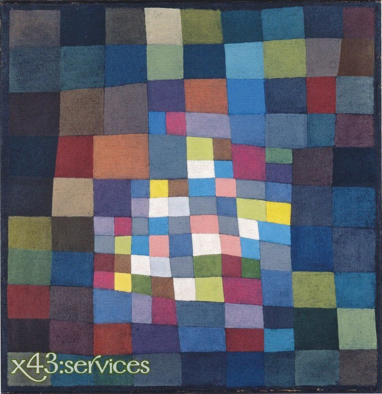 Paul Klee - Bluehendes