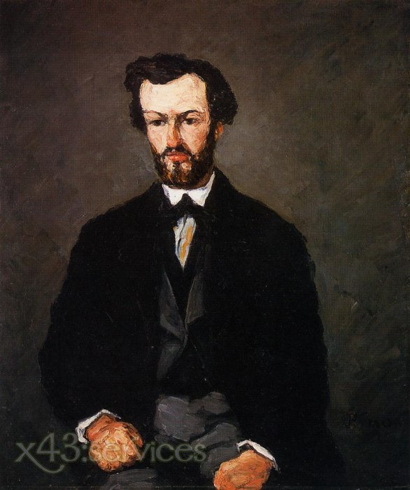Paul Cezanne - Anthony Valabregue 1