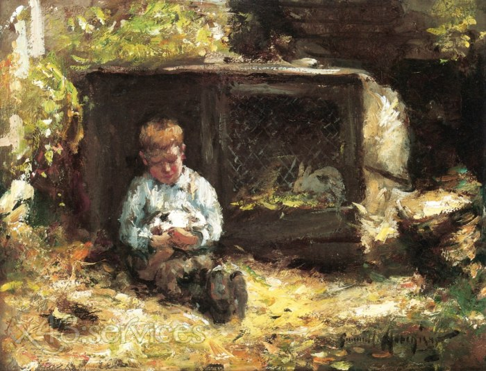 Robert Gemmell Hutchison - Beste Freunde - Best Friends