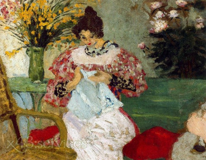 Aristide Maillol - Frau Lesend - Woman Reading