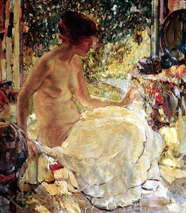 Richard Edward Miller - Akt - Nude 1