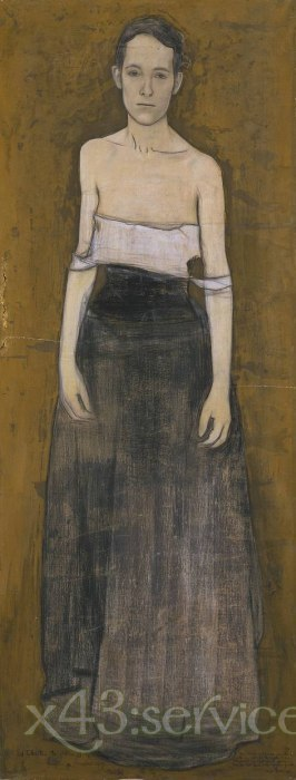 William Rothenstein - Abschied am Morgen - Parting at Morning