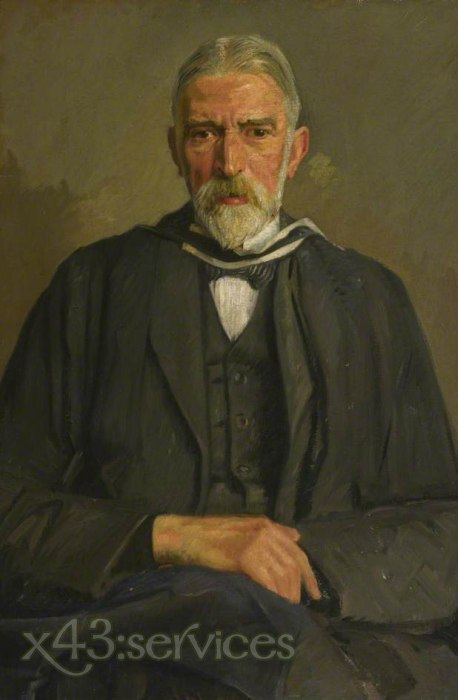 William Rothenstein - Arthur Beresford Pite
