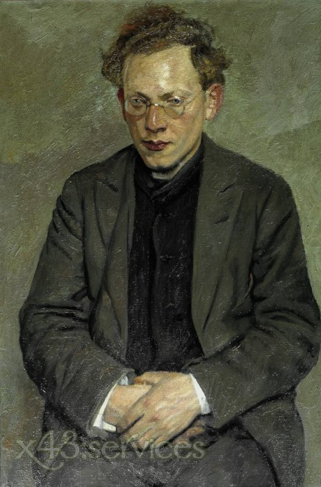 William Rothenstein - Barnett Freedman